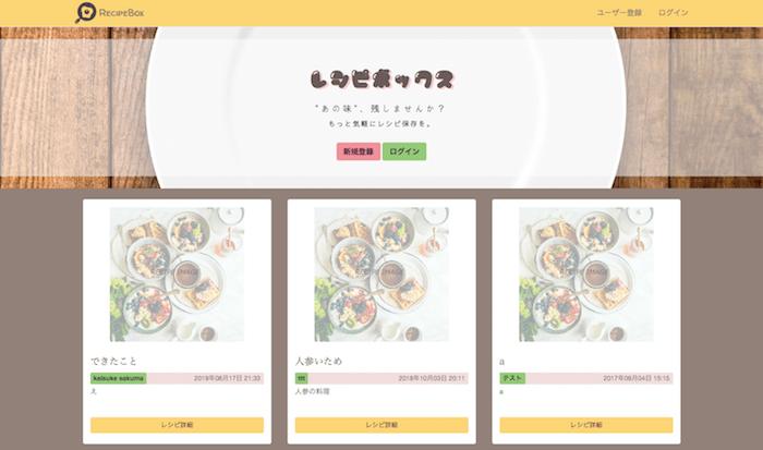 テックアカデミー Webアプリ