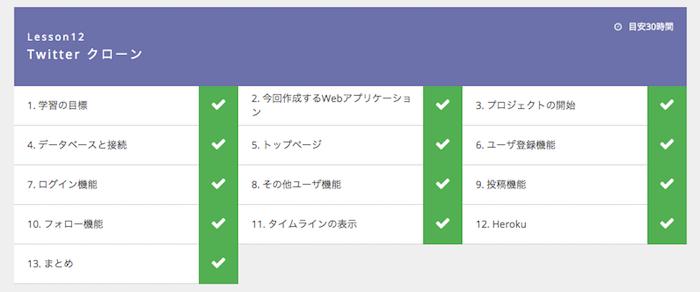 PHP / Laravelコースレッスン12